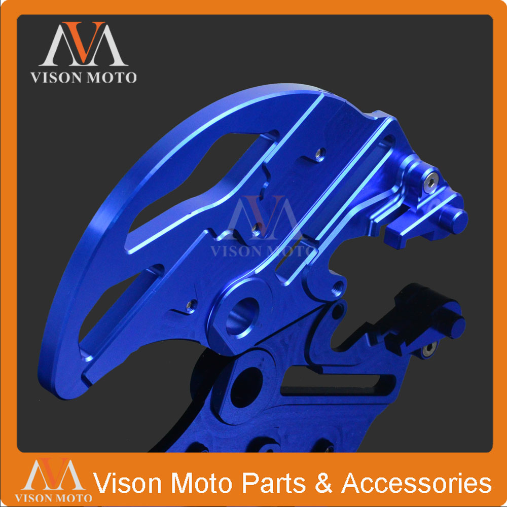 Motorcycle Rear Brake Disc Rotor Cover Guard For KTM EXC SX SXF XCW MX SMR EXC-F 125 150 200 250 300 350 400 450 500 505 525 530 for ktm 390 200 125 duke 2012 2015 2013 2014 motorcycle accessories rear wheel brake disc rotor 230mm stainless steel