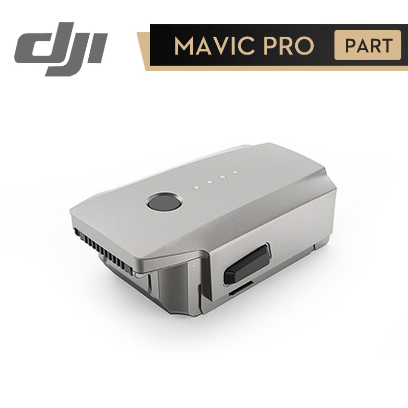DJI Мавик Pro Батарея Platinum (3830 мАч 11,4 В) интеллектуальный полета Батарея для Mavic Pro Platinum Запчасти оригинальные аксессуары