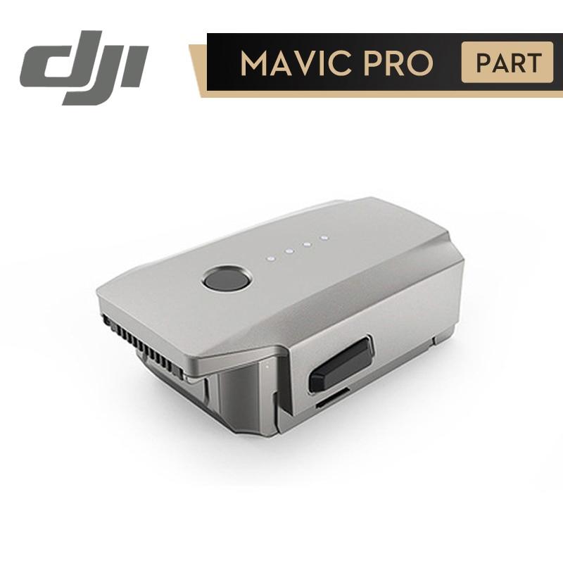 DJI Mavic Pro Batterie Platine (3830 mAh 11.4 V) intelligente Vol Batterie pour Mavic Pro Platine Pièces D'origine Accessoires