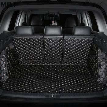 Special car trunk mats for LandRover all models Range Rover Freelander discovery evoque auto accessories auto mats Cargo Liner