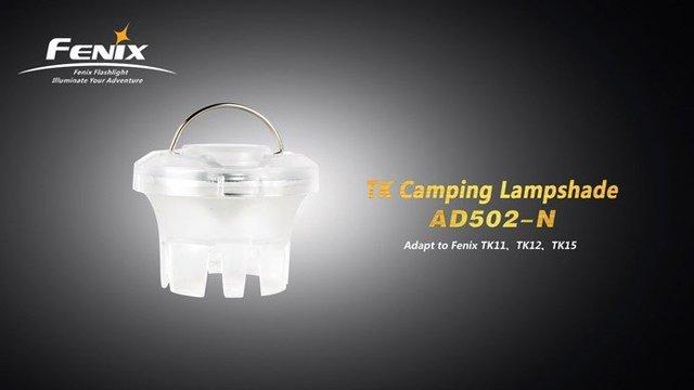 Fenix Camping AD502-N TK Lampshade