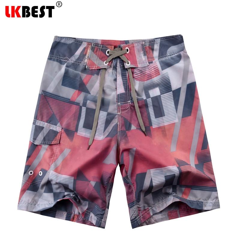 LKBEST Nuevo 2019 de secado rápido para hombre pantalones cortos de - Ropa de hombre - foto 1