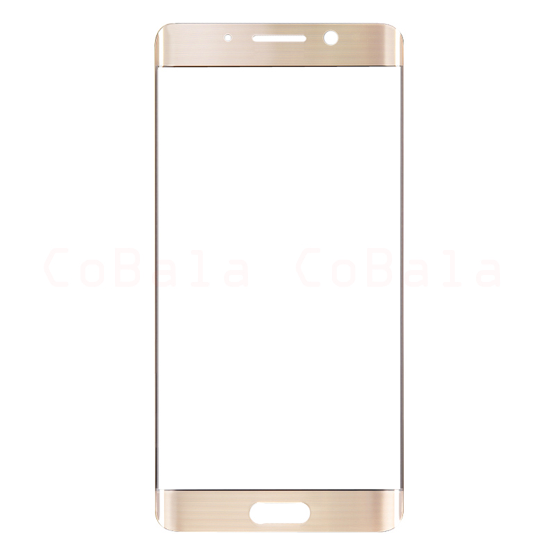 1Pcs Original Gold For Huawei Mate 9 Pro Front Glass 5 5 Touch Screen Outer Panel