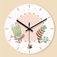 Acrylic Wall   Clock   Modern Design Kids Bedroom Silent Quartz   Clock   Reloj De Pared 3d Home Decoration Cartoon   Clocks