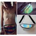 Designer Multi Style Punk Chic Bag Rainbow transparent Hologram FANNY PACK Punk Bum Purse Waist Bag