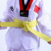 Martial Taekwondo Karate Belt Taekwondo Belt Multiple Colors To Choose