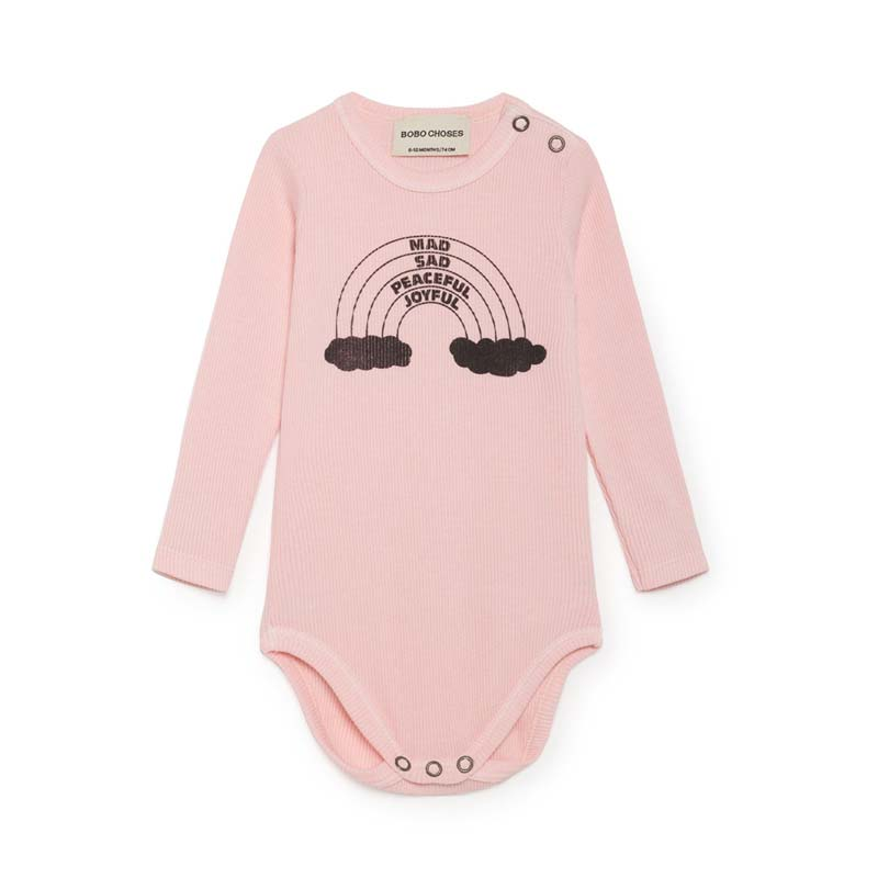 premium selection e40c7 0f16a US $16.9 |Bobo Choses Winter Autumn 2018 Baby Bodysuit Long Sleeve Baby  Girl Clothes Funny Newborn Clothing Unisex Pattern Cars Cicishop-in  Bodysuits ...