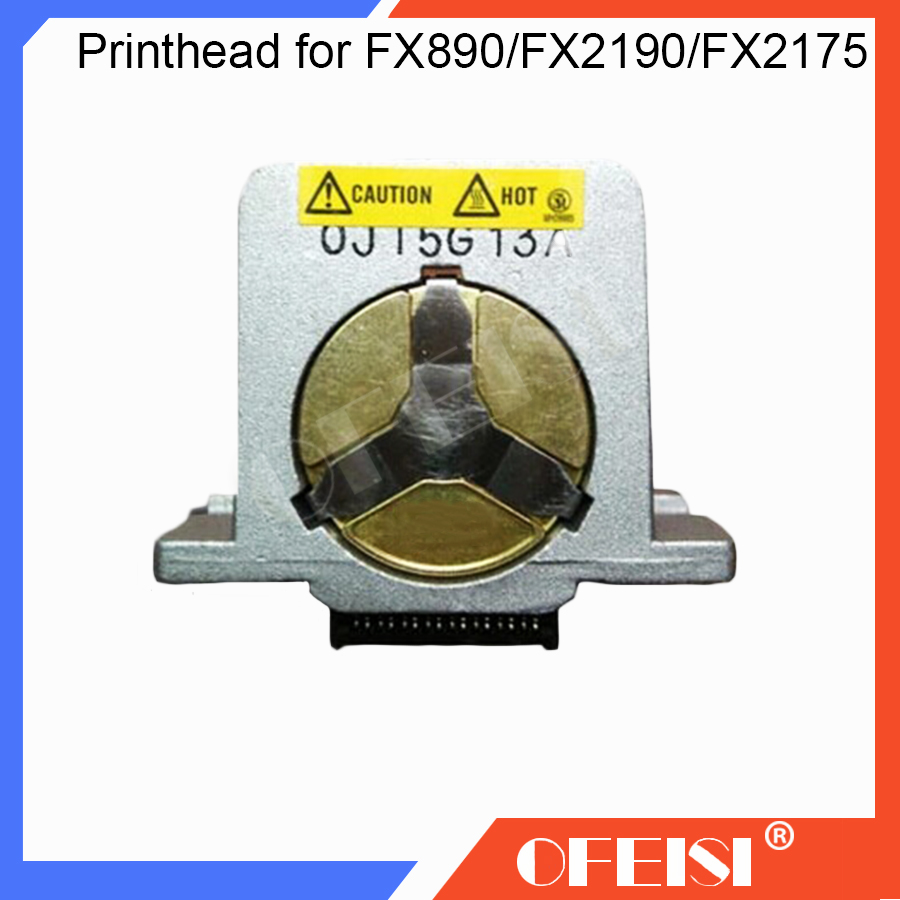 Compatible New 1275824 Print head For EPSON FX890 FX2175 FX2190 <font><b>FX</b></font>-<font><b>890</b></font> <font><b>FX</b></font>-2175 <font><b>FX</b></font>-2190 Printhead Print head Printer head Parts image