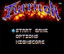 Turrican Game Cartridge Newest 16 bit Game Card For Sega Mega Drive / Genesis System