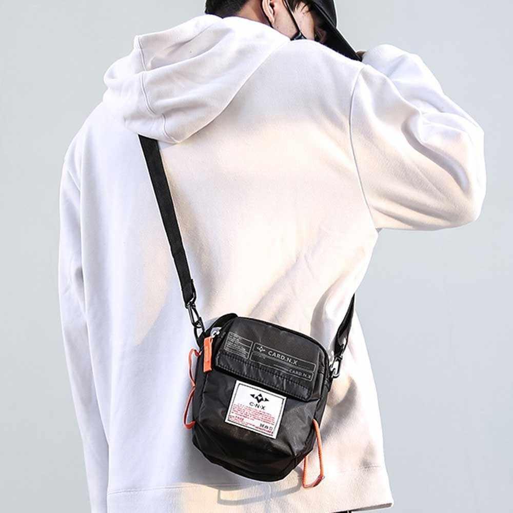 XINIU Marke Taschen Männer Frauen Unisex Crossbody-tasche Paar Schulter Messenger Tasche Damen Tragbare Sport Freizeit Handy Taschen