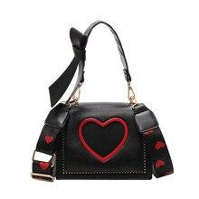 Bags For Women 2019 Bags Handbags Women Famous Brands Fashion Trend Shoulder Bag High Quality PU Leather Crossbody Bag цены