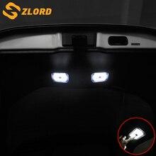 Zlord Auto di Backup di Illuminazione della luce di Giorno Edizione Tai lbox HA CONDOTTO LA luce Superiore Car styling Per Toyota C-HR CHR 2016- 2018 accessori per auto