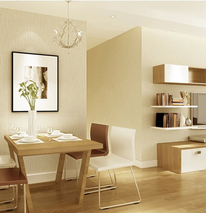 Online get cheap beige colored rooms for Wallpaper home furnishings