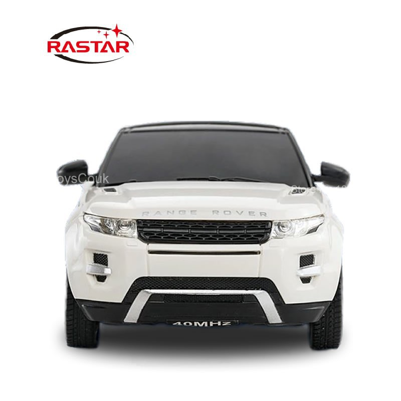 Freeshipping Kinderen Rastar Range Rover Evoque 1 24