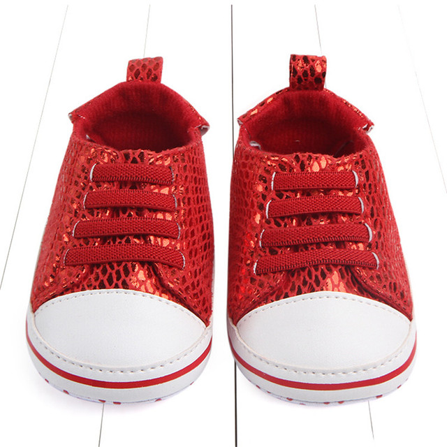 Multi Colors Child Kids Baby Girl Sequin Sneakers Infant Shoes Bling  Toddler Baby Crib First Walkes ce28acb619ef