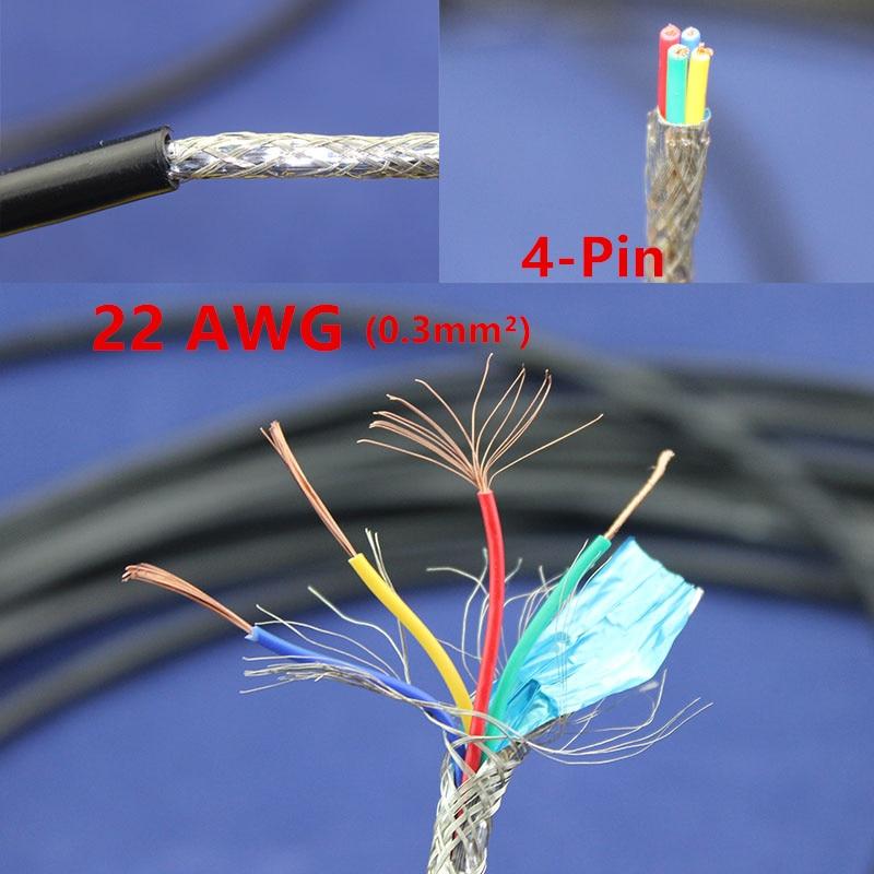 Fantastisch 2 Leiter Abgeschirmtes Kabel Fotos - Elektrische ...