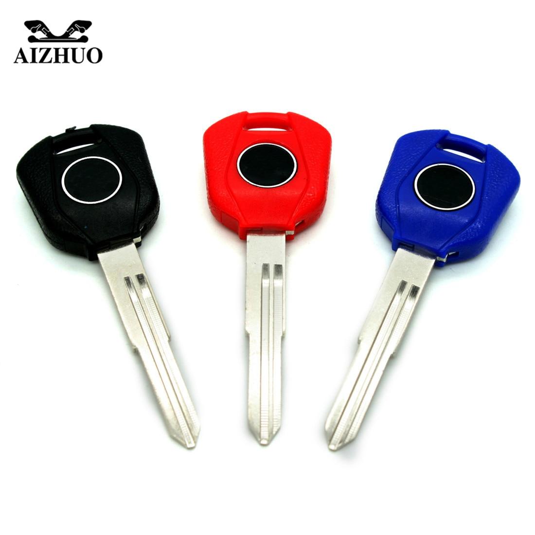 Motorcycle Keys Embryo Blank Key For HONDA CBR600RR CBR900RR CBR929RR CBR954RR CBR1000RR VTR1000 CBR RR Uncut Blade Keys Chip