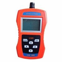 DHL UPS FEDEX Best Car Obd2 Scanner Engine Checking Code Reader Automotive Tools V300