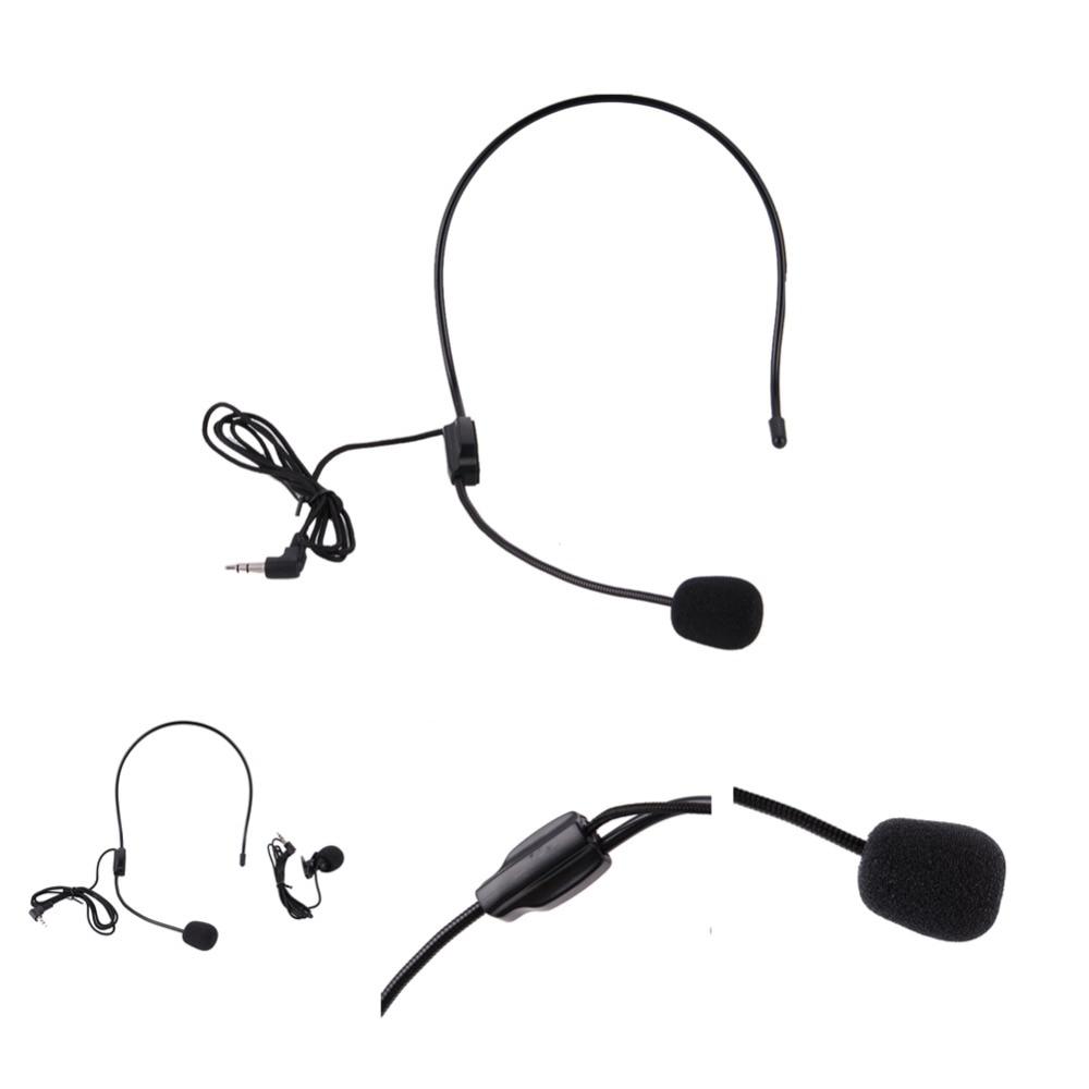Headphones Mini Portable Smart Microphones Mikrofon  Microphones Headphones Wired Ear Microphone Headset Microfone