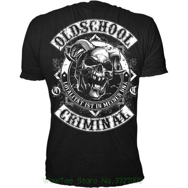 bf91cde7c24 Oldschool Criminal T-shirt
