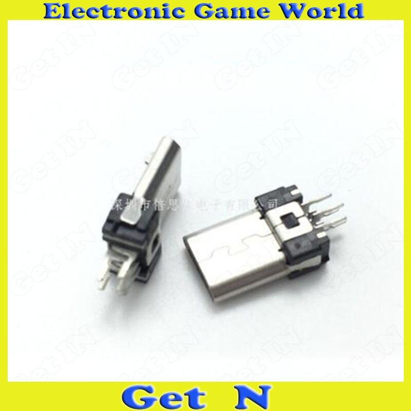 1000 шт. 5 P 5Pin Micro USB Мужской зарядное устройство для зарядки разъемы разъемов типа MK