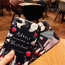 Alice in Wonderland Case for iPhone