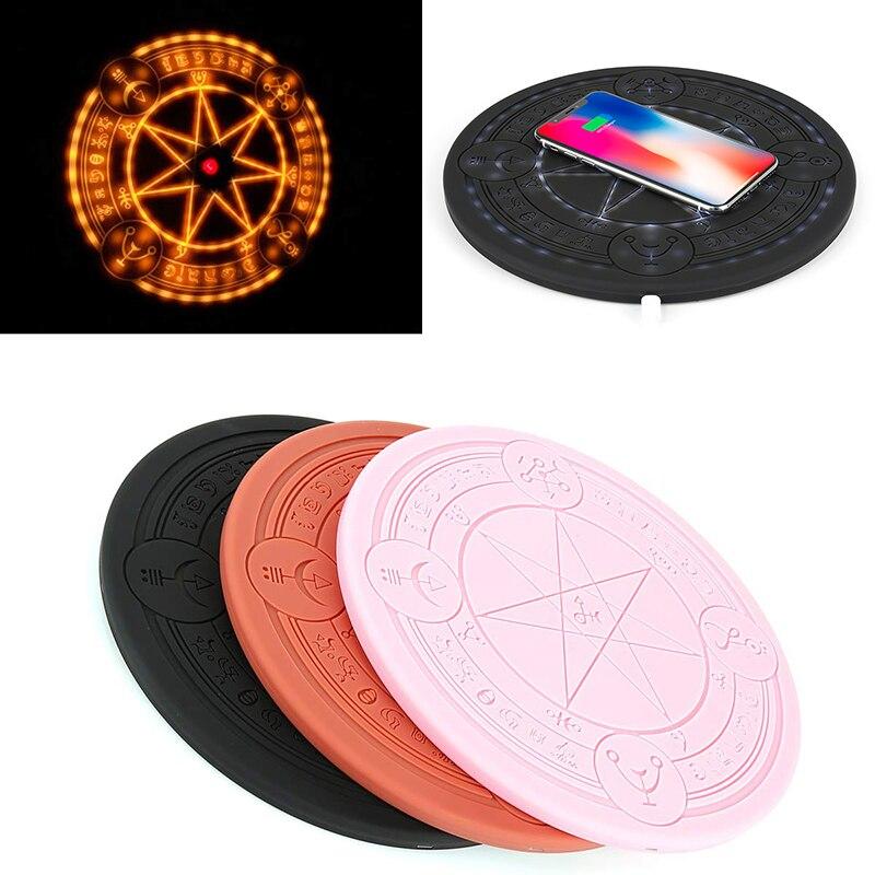 100% Pentagram magiczna tablica bezprzewodowa podkładka
