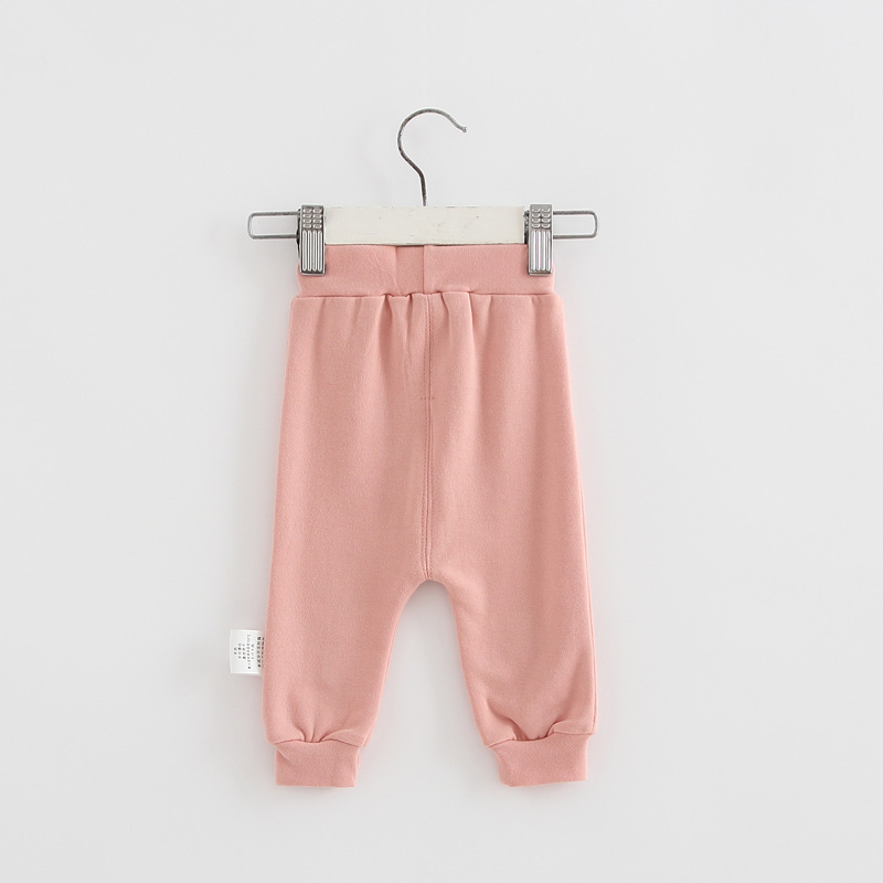 Casual Toddler Trousers Baby Bottoms Pants Infant Boys Girls Cartoon Cute elephant deer sports Pants baby clothes drop shipping (4)