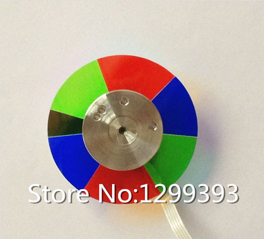 Projector Color Wheel for  Optoma HD803   Free shipping projector color wheel for optoma hd66 hd67n
