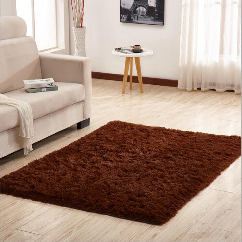 100cm 120cm Quality Shaggy Carpets Rugs