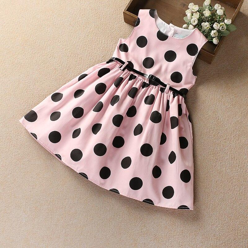 e114303f72ac8 Summer Baby Kids Girl Dress Toddler Princess Party Tutu Dress for ...