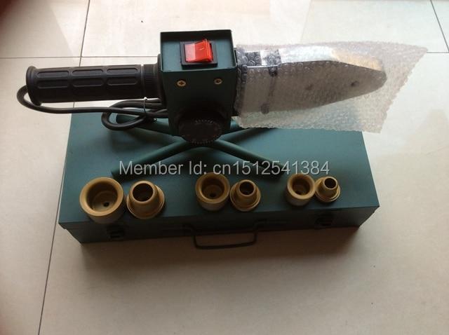 Svařovací stroj s plastickou hmotou, svářečka plastů AC 220V - Svářecí technika - Fotografie 4