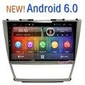 Бесплатная доставка НОВЫЙ Android 6.0 Автомобилей Мультимедиа GPS Для Toyota Camry 40 2007-2011 Quad Core ROM 16 Г 1024x600 HD 10.2 дюймов Экран