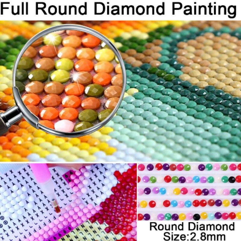 Diamond Painting Full Square 5d Nieuw Diamond Painting Oude Echtpaar