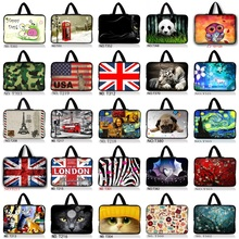 New Neoprene Protector case cover for Apple Macbook Air Pro Retina 11 12 13 15 inch laptop Cases For Mac book bag