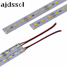 5/10/20/40pcs LED BAR SPOT 0.25m 25cm Hard led Bar light 12V 18 SMD 5630/5730 Aluminum Led Strip Free Shipping