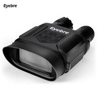 Eyebre 400 м Цифровой Инфракрасный CMOS бинокль ночного видения HD фото камера видео рекордер охотничья Оптика прицел бинокль