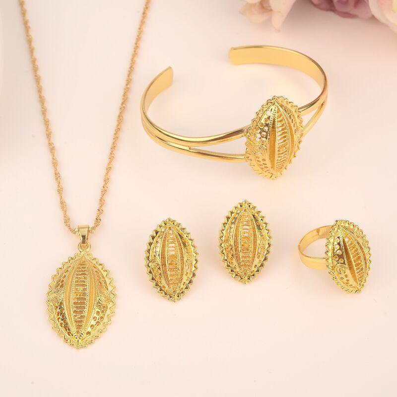 Ethiopian Necklace/Earrings...