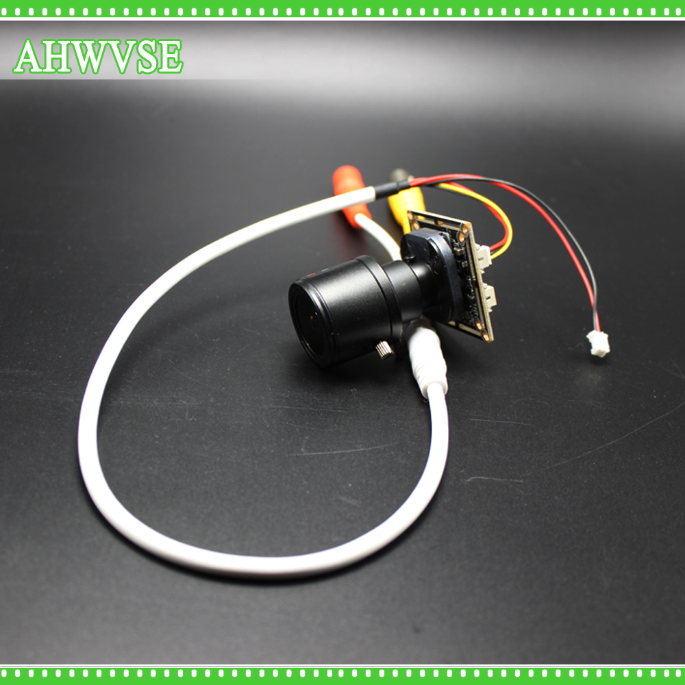 AHWVSE AHDH Camera Module Board 2.8-12mm Lens CMOS IR Cut Filter 1080P Ultra Low Illumination Security Camera For AHD new ccd cmos sensor with low pass filter for nikon d7200 camera replacement unit repair part