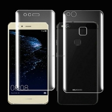 Ultra Clear HD Full Coverage Anti-Bubble Silicone Layer TPU Film Screen Protector (Optional