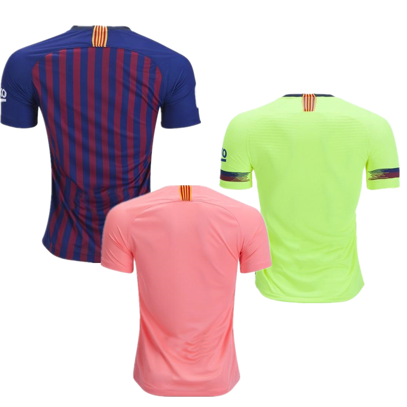 de0c11a778 2019 barcelona soccer jersey football top quality home away third messi  SUAREZ COUTINHO-in Trainning   Exercise T-shirts from Sports    Entertainment on ...