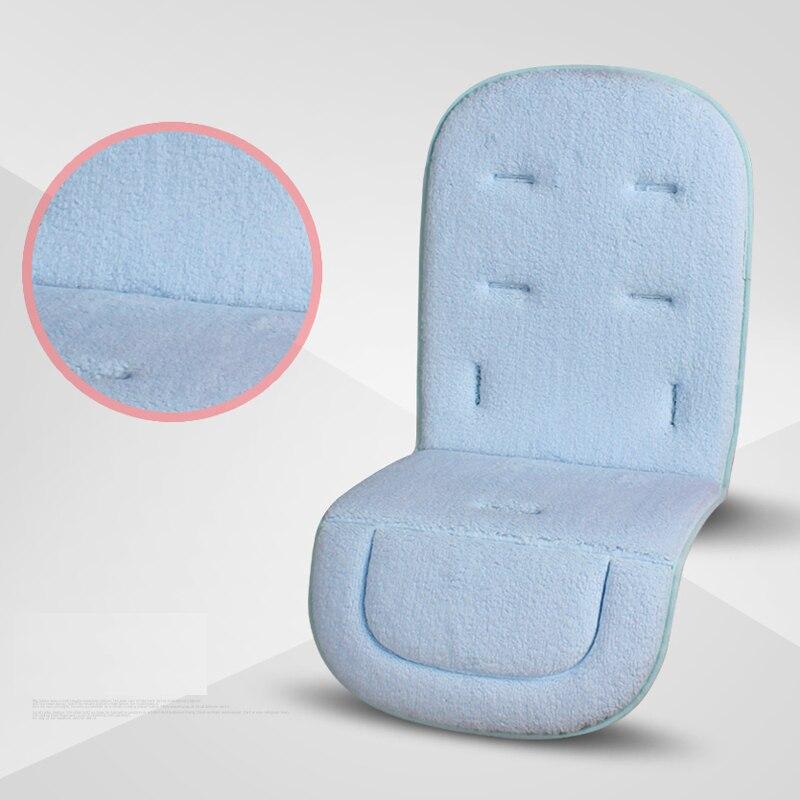 Детская коляска, теплая подушка на сиденье, обеденный стул, детская коляска, аксессуары для коляски 6