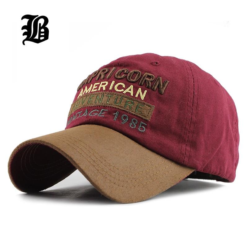 FLB  Fashion summer snapback hat baseball cap letter embroidery Dad Hat  for men women gorra Casquette cap wholesale 55f7f43ca17