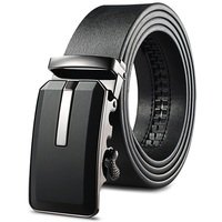 Yichaoyiliang Mens Heavy Duty Belt Ratchet Formal Genuine Leather Belts Cummerbunds Luxury Man 39 S Belt