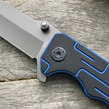 LDT ולטר P22 מתקפל סכין 440SS להב G10 ידית טקטי ציד קמפינג צבא סכיני הישרדות כיס סכין EDC כלים