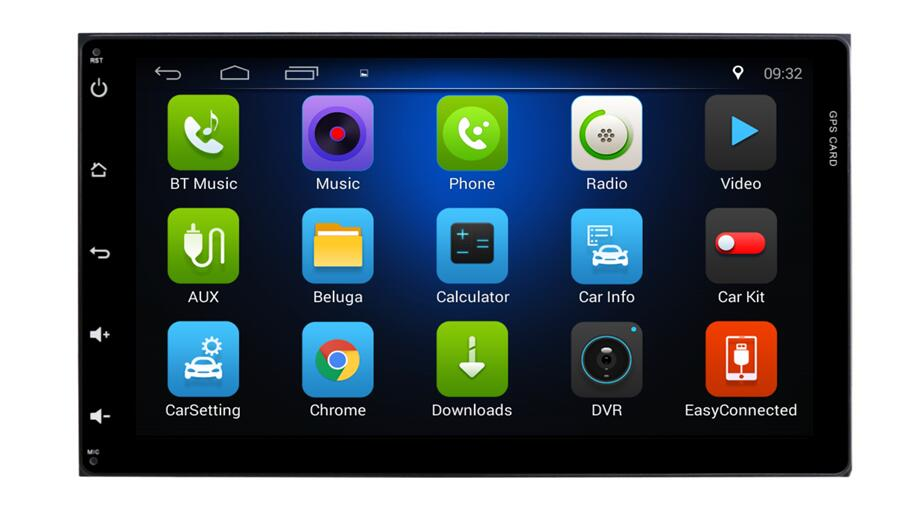 Free Shipping Android 6 0 9 Inch Car Dvd Gps For Toyota