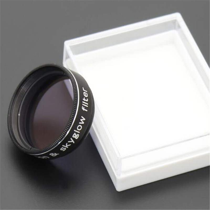 10PCS Angeleyes 1.25 Inches Filter Moon Sky Glow Filter Moon & Skyglow