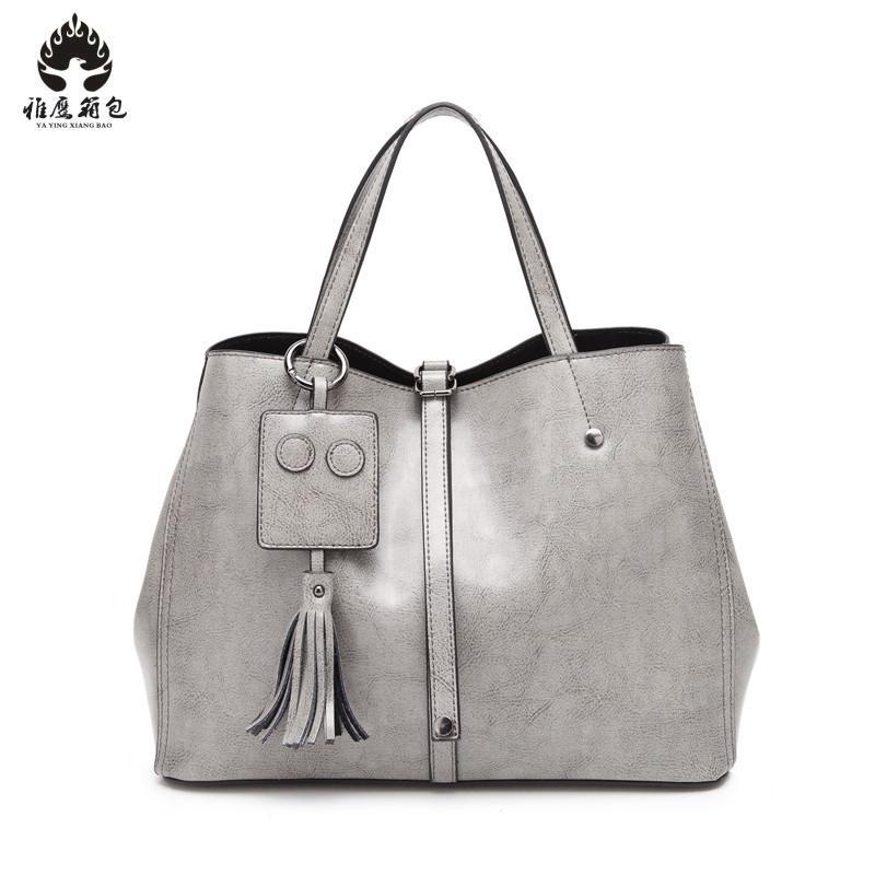 Fashion Women Bag Handbags Women Famous Designer Women Genuine Leather Handbags Luxury Ladies Hand Bags Shoulder Sac