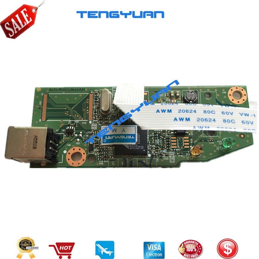 Новый оригинальный laser jet CE668-60001 RM1-7600-000CN для HP LaserJet P1102 p1106 P1108 P1007 форматирования доска принтер часть на продажу