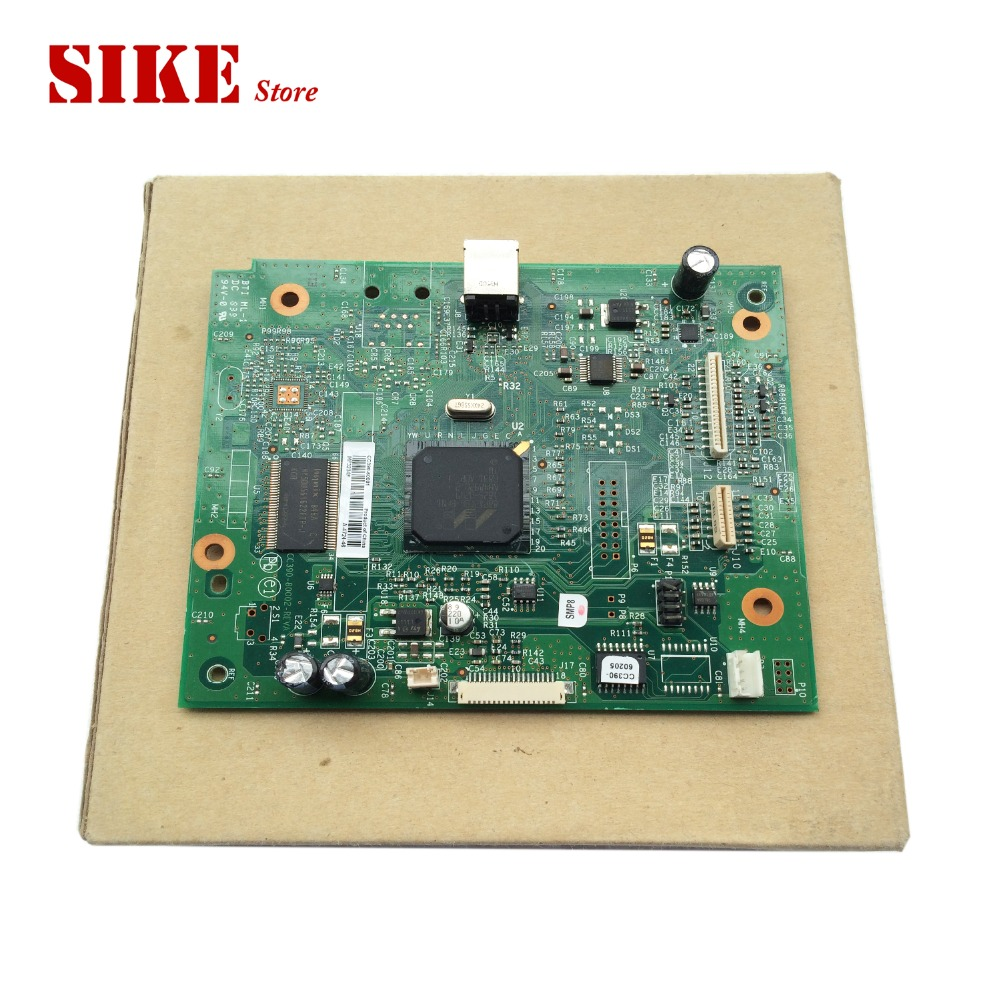 CC390-60001 Logic Main Board Use For HP M1120 1120 Formatter Board Mainboard q1857 60001 logic main board use for hp laserjet 5100 hp5100 formatter board mainboard